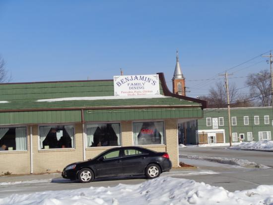 Oconto, WI: pic of business