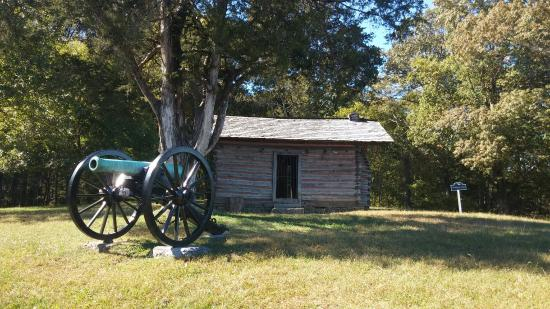 Fort Oglethorpe, GA: Had a great time and it's always peaceful and beautiful love history ❤