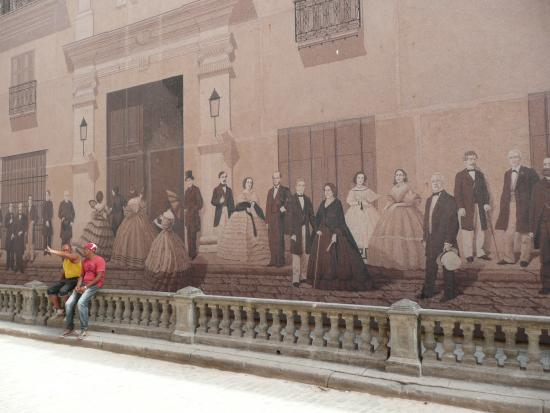 La Havane - Fresque murale - Picture of Old Havana, Havana