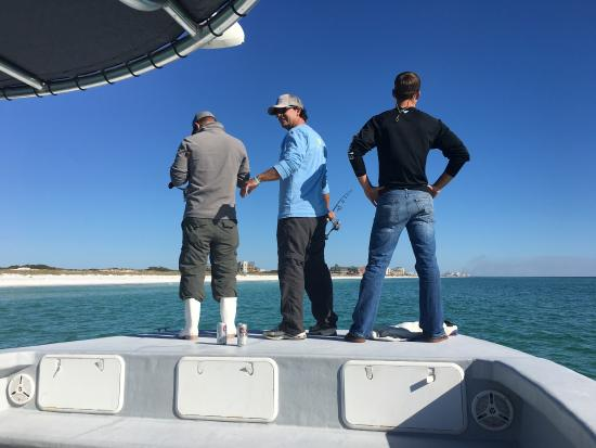 Picture of gulf angler fishing charters for Gulf shores fishing charter rates