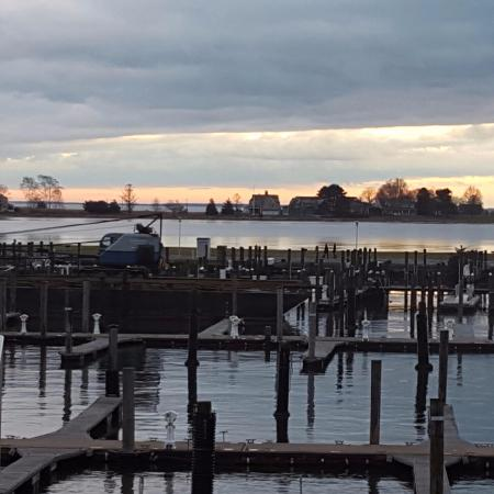 Old Saybrook, CT: a room with a view