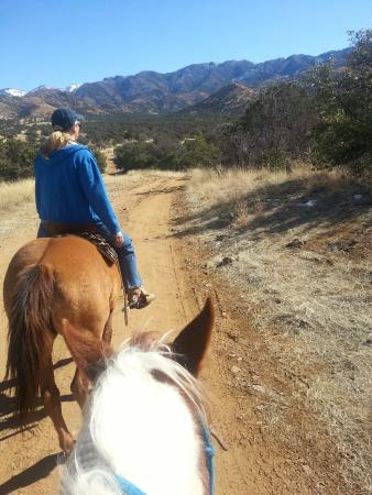 Pearce, AZ: Great afternoon for riding!