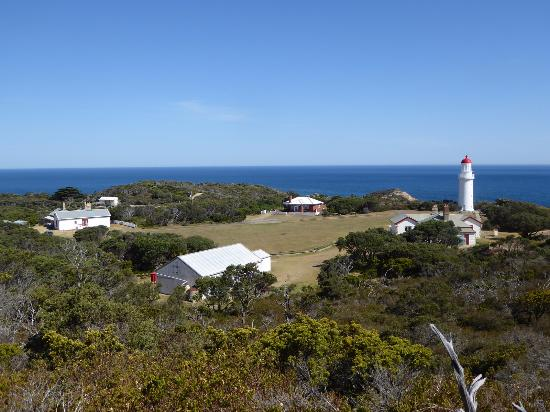 Cape Schanck, Australia: View from Signal Station