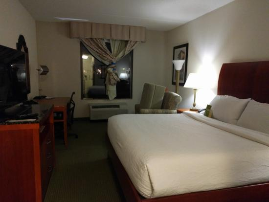 Remodeling Mess After Housekeeping Visited Picture Of Hilton Garden Inn Memphis Southaven
