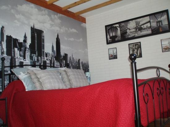Courtils, France: chambre BROOKLYN