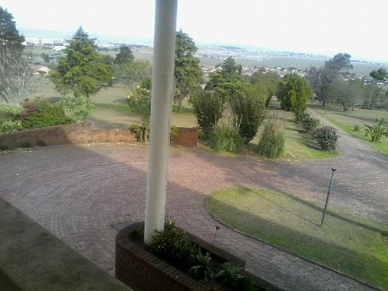 Mthatha, South Africa: The drive way