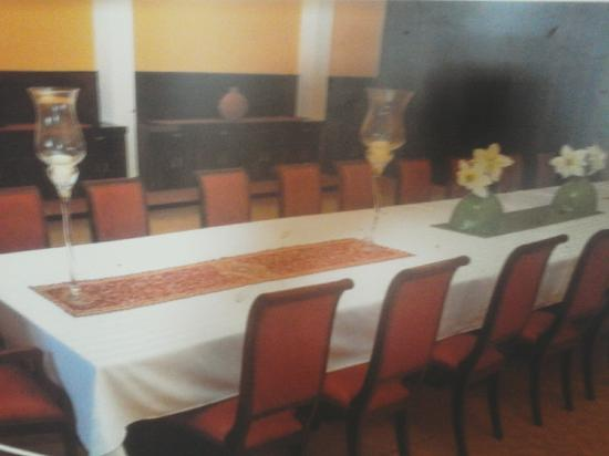Mthatha, South Africa: The Dinning room