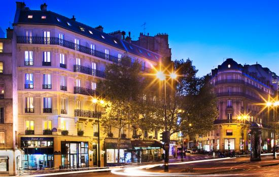 4* Hotel Plaza Elysees | OFFICIAL WEBSITE | Best Price