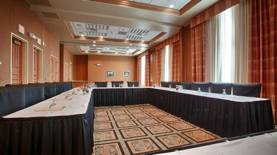 Neenah, WI: Meeting Room UShape