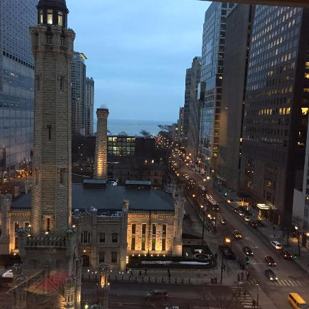 Our Amazing View Picture Of Park Hyatt Chicago