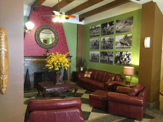 Chanute, KS: Hotel Lobby