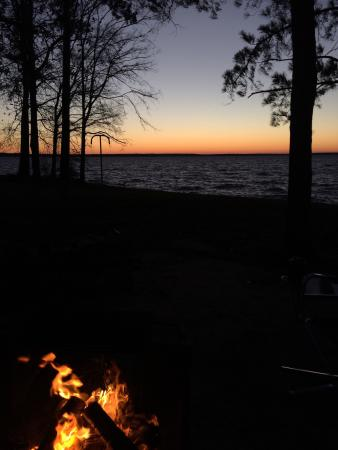 Picture of lake livingston state park for Lake livingston fishing report