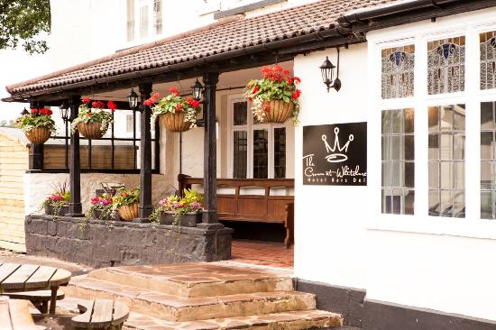 The Crown at Whitchurch