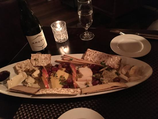 Wilmington, VT: Cheese plate (5)