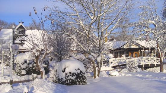 Walsrode, Germany: Winter