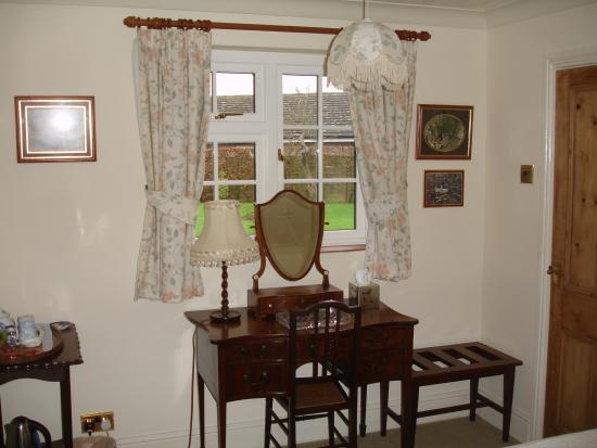 Saxilby, UK: Guest Suite Outlook