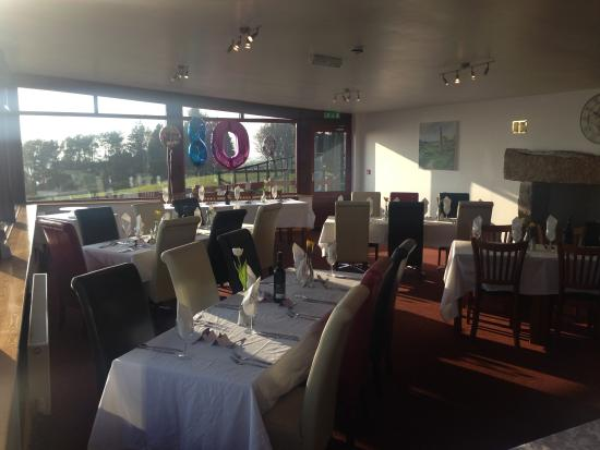 Callington, UK: Birthday function held here at The Engine House