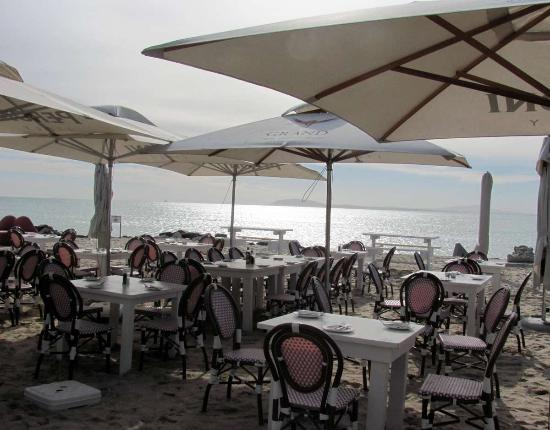 The Grand Beach Cafe Camps Bay