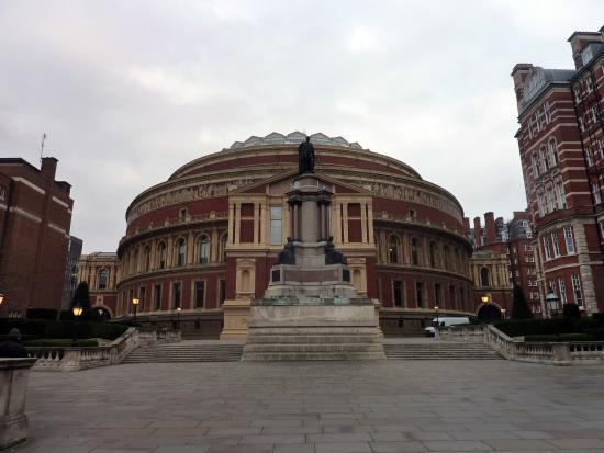 Photos of royal albert hall london attraction images for Door 12 royal albert hall