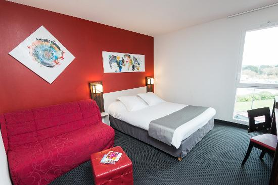 Hotel Balladins Pont Rouge Carcassonne