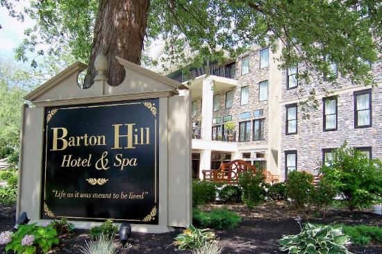 The Barton Hill Hotel & Spa