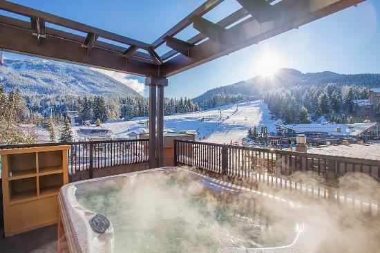 Best hot tubs whistler for Balcony hot tub