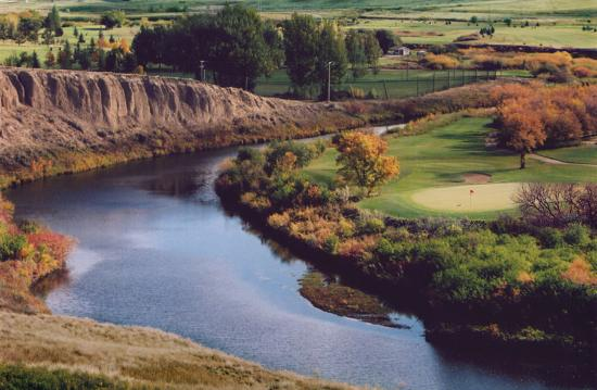 Swift Current, Canada: Chinook Golf Cutbanks