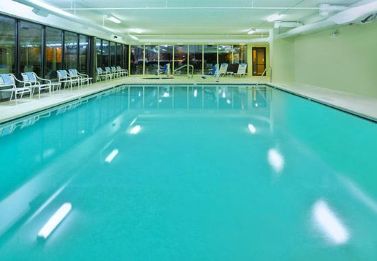 Indoor Pool Spa Picture Of Fairfield Inn Ann Arbor Ann Arbor Tripadvisor