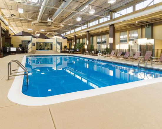 Comfort Inn and Suites Syracuse Airport