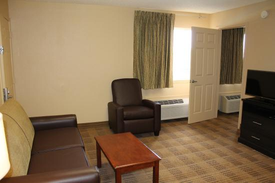 1 Bedroom Suite 2 Double Beds Picture Of Extended Stay America Houston Sugar Land Sugar