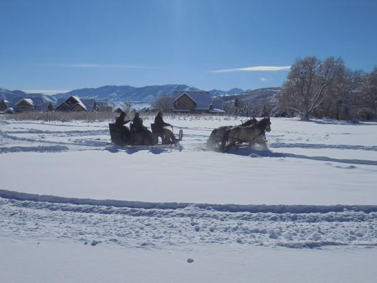 Midway, UT: Racing this time