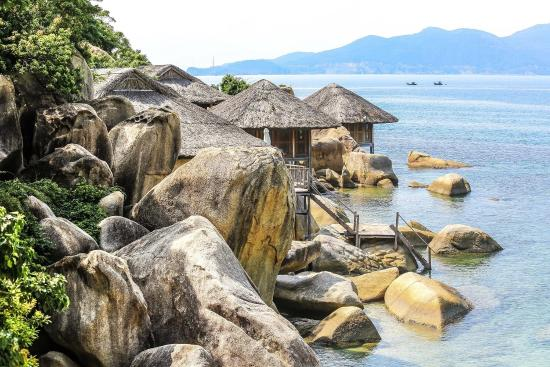 Six Senses Ninh Van Bay: Paradisiaque !!