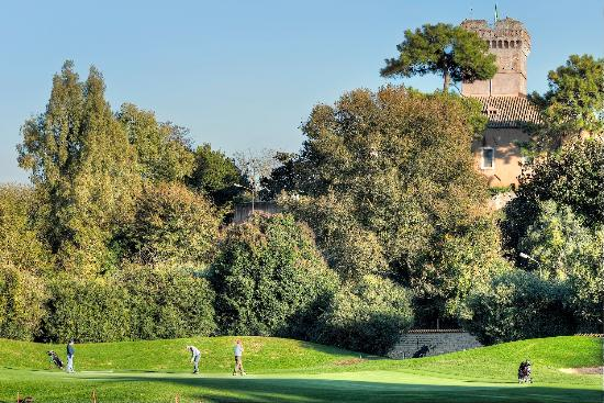 Photo of Hotel Marco Simone and Golf Resort Rome