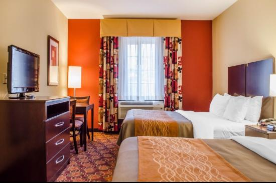 New Cumberland, PA: Non-Smoking Double Room