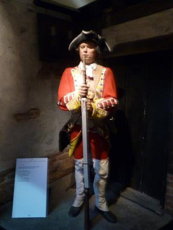 The Royal Regiment of Fusiliers Museum (Royal Warwickshire)