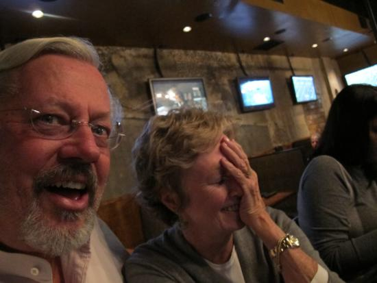 Cottonwood, AZ: A Selfie at the Tavern Grille