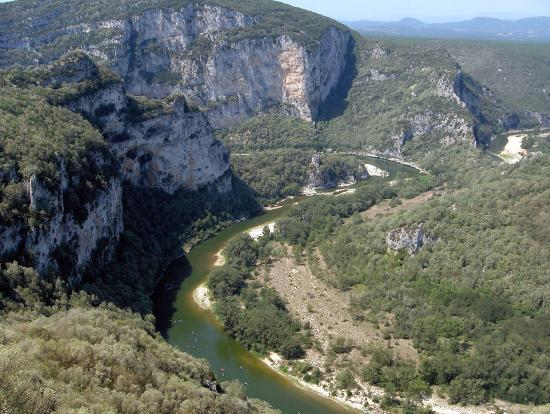 Ardeche, France: Fantastic area