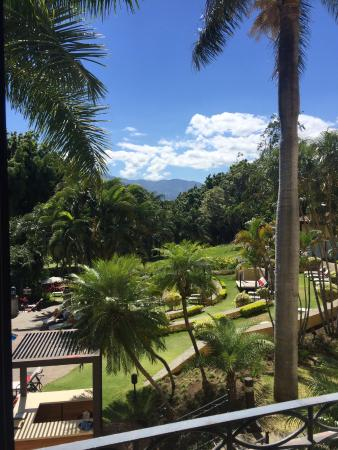 San Antonio De Belen, Costa Rica: View from room