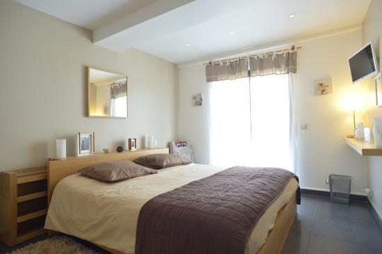 Cavalaire-Sur-Mer, France: CHAMBRE LUXE