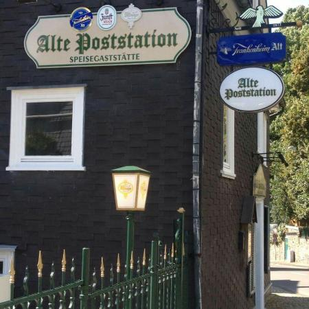 Remscheid, Germany: Alte Poststation