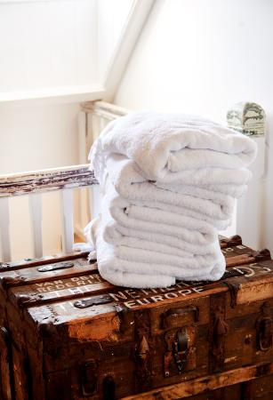 Amstelveen, The Netherlands: quality linen and towels