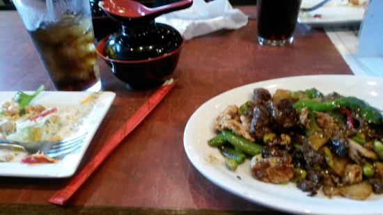 Cleveland Heights, OH: My plate