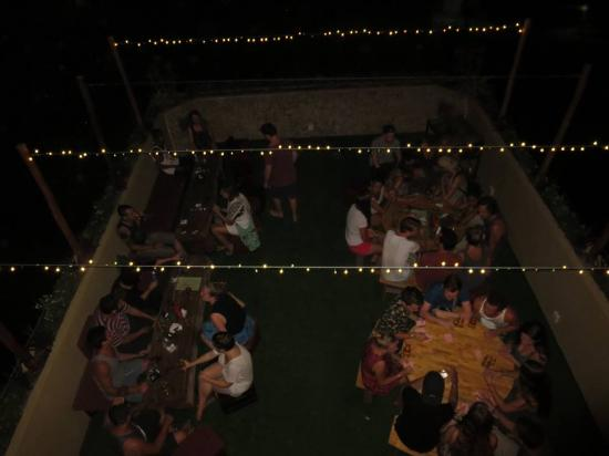 Kampot, Cambodia: From the Top Top bar