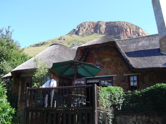 Dullstroom, South Africa: The main lodge