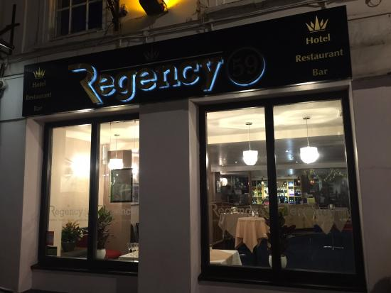 Abergavenny, UK: Regency59