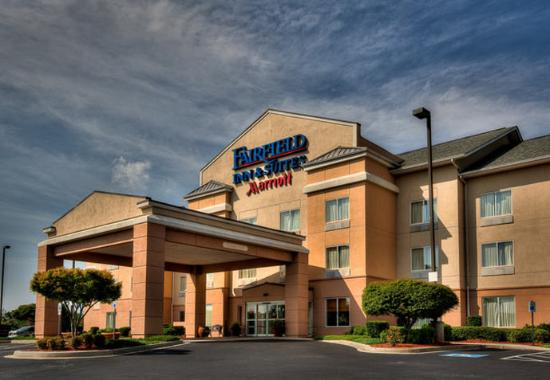 Fairfield Inn And Suites By Marriott Anderson