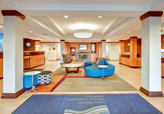 Fairfield Inn & Suites Saratoga - Malta