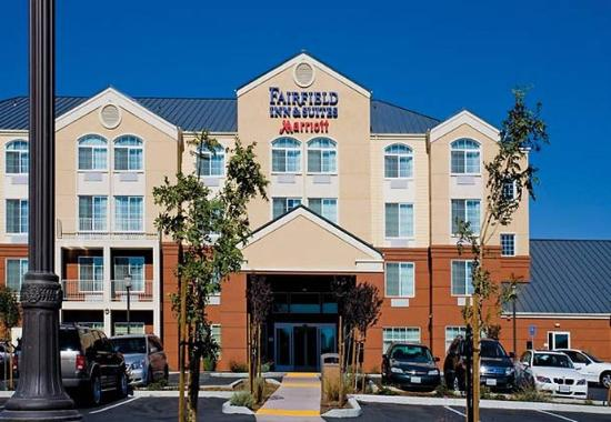 Fairfield Inn And Suites By Marriott Fairfield Napa Valley Area
