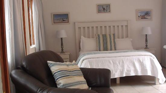 Dullstroom, South Africa: The Beach cottage Bedroom