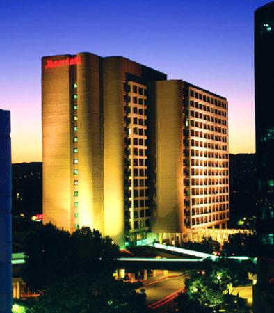 Warner Center Marriott Woodland Hills